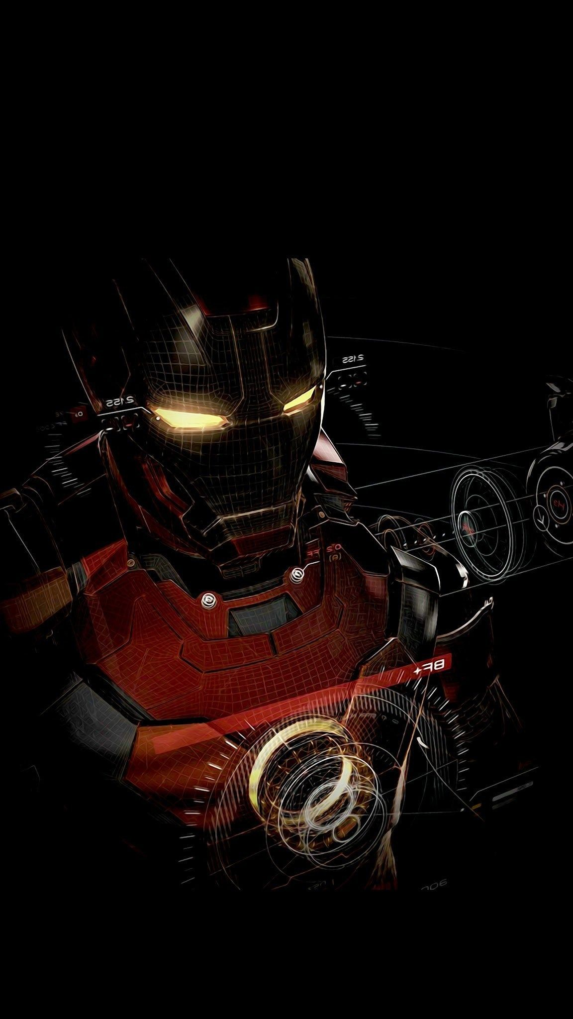 Iron Man Fondos Pantalla Marvel 4k Hd Comics Pinterest Wallpapers Celular Smartphone Android Iphone 26 Con Imagenes Fondo De Pantalla De Iron Man