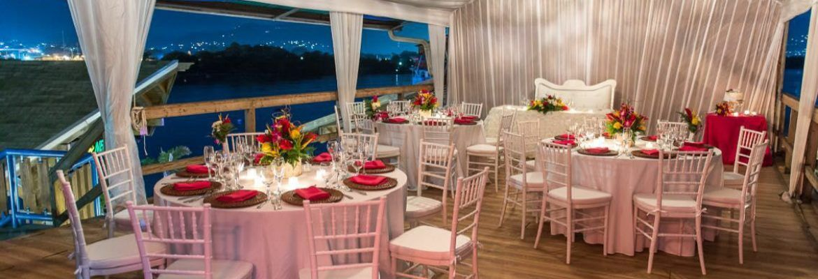 Pier One Wedding Location In Montego Bay Jamaica Features Panoramic Waterfront Views Photo