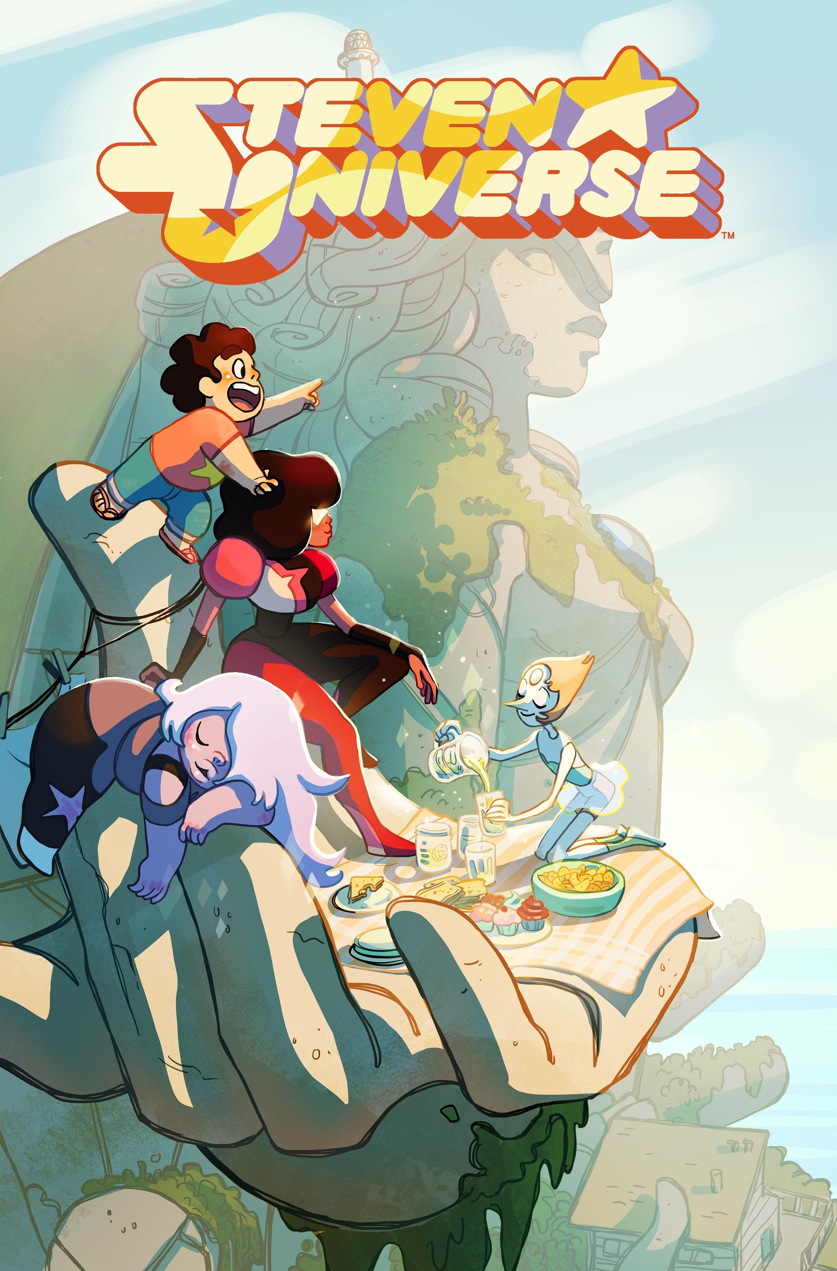 Steven Universe Varient Cover A 1 Steven universe