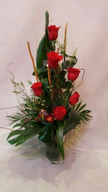 Bonito arreglo floral #detalles Pinterest Floral, Feliz - Arreglos Florales Bonitos