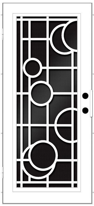 Unique Window Grill Design 4