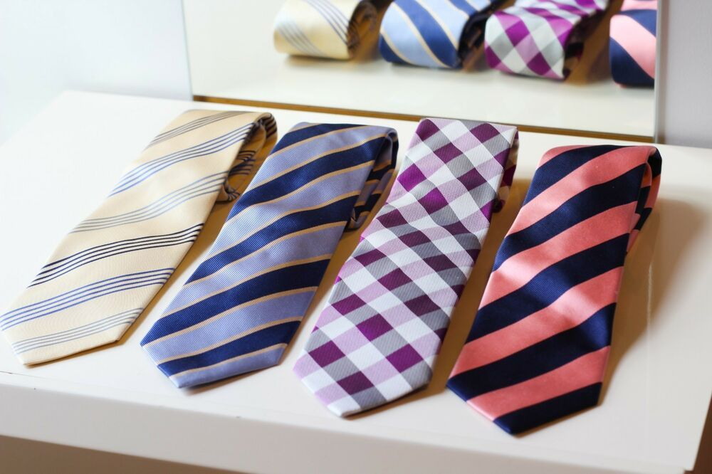 0c7a85c0 Lot of 4 Charles Tyrwhitt Designer Tie Necktie #fashion #clothing #shoes # accessories #mensaccessories #ties (ebay link)