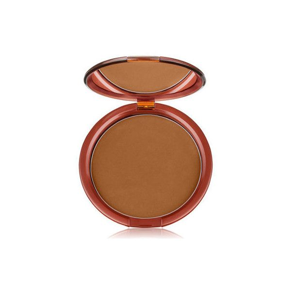 Estee Lauder Bronze Goddess Powder Bronzer found on Polyvore featuring beauty products, makeup, cheek makeup, cheek bronzer, deep and estée lauder