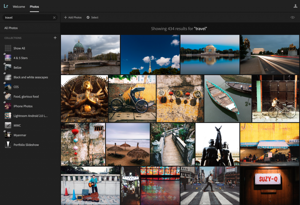 Introducing Technology Previews And Search In Lightroom On The Web Lightroom Adobe Photoshop Lightroom Photoshop Lightroom