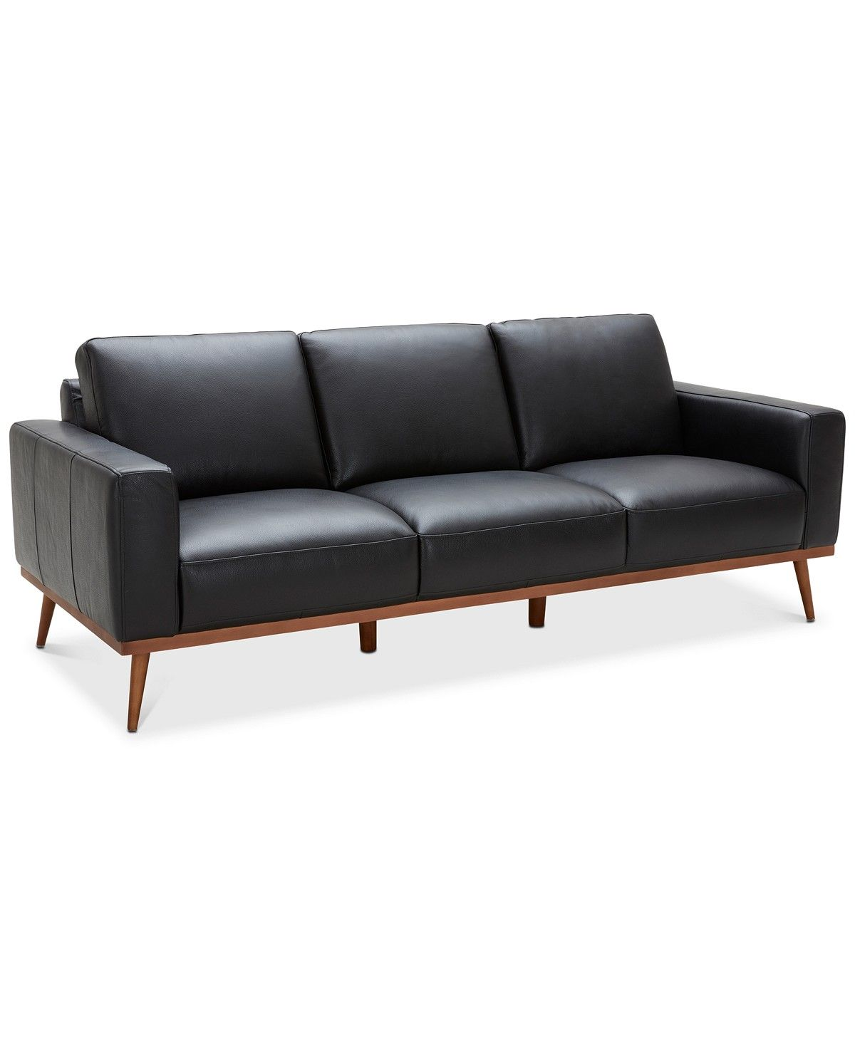 Macys Furniture Clearance: Leather Sofa Set Clearance Top Grain Leather Sofa