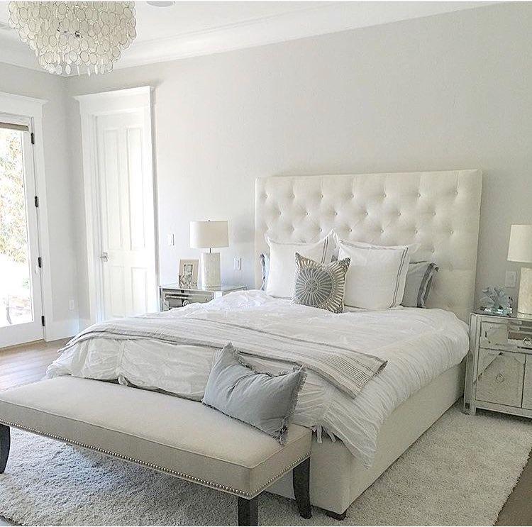 Schlafzimmer Neu Gestalten, Wandfarben, Wohnen, Warme Graue Farbe, Warme  Graue Wände, Hellgraue Wände, Farbe Anstrichfarbe, Graue Wände, Snuggles