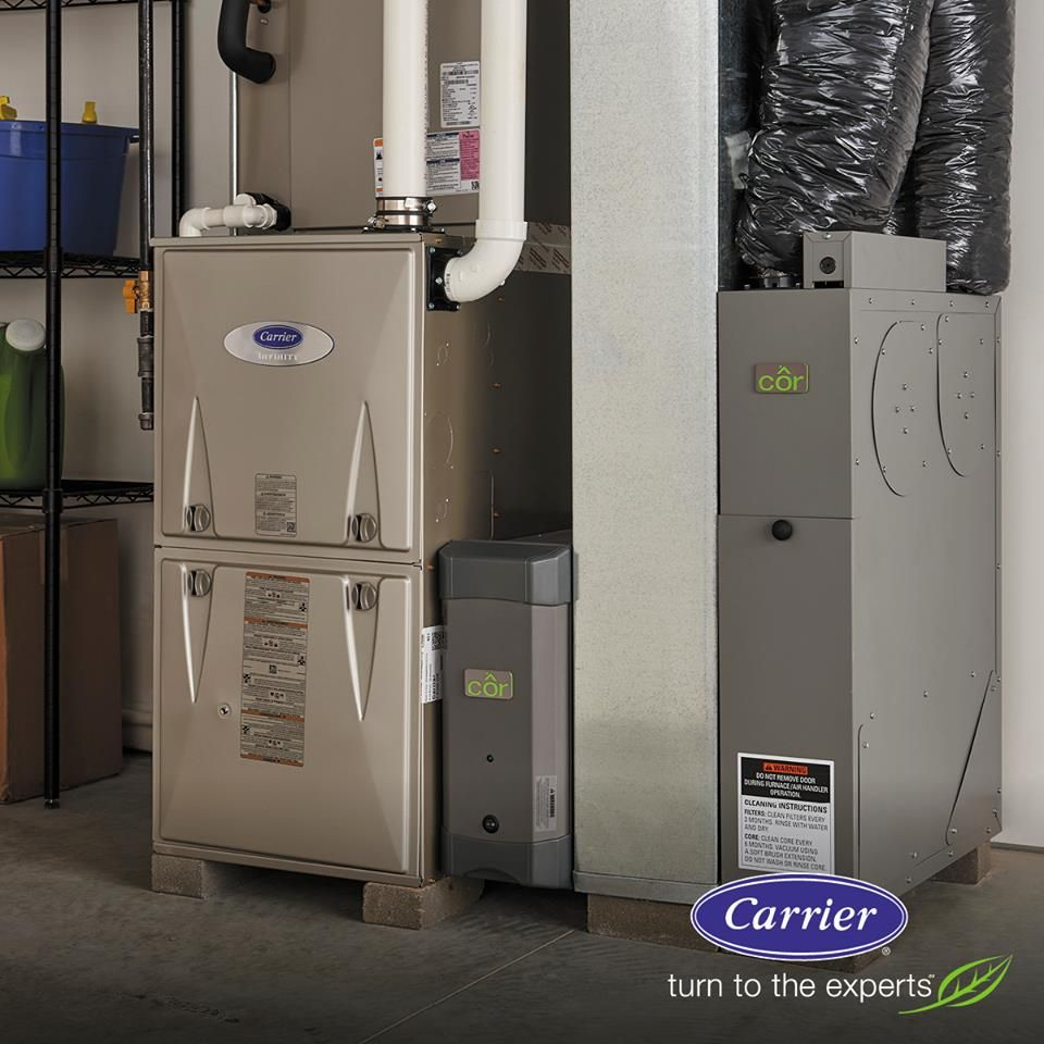 Hybrid Heat Technology Is A Fuel Saving Integration Of An Infinity Heat Pump And Gas Furnace This Technology