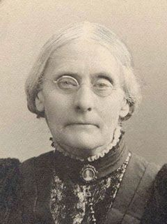 Susan B Anthony Color Picture
