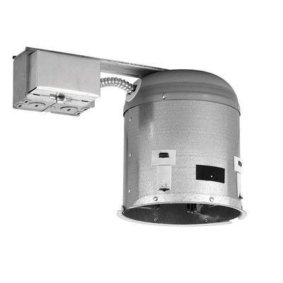 """WAC Lighting Compact Fluorescent IC 6"""" Recessed Housing"""