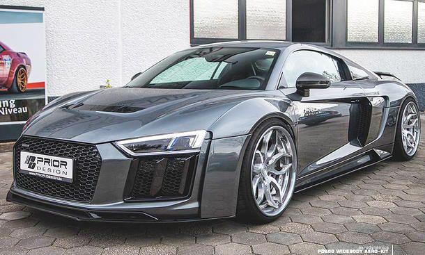 Audi R8 (4S): Tuning von Prior Design | autozeitung.de #audir8