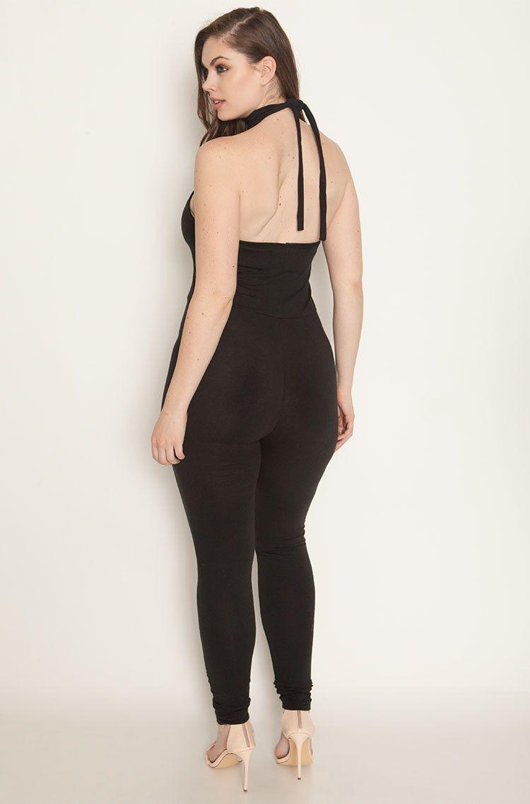 this-I-konw-keyhole-turtleneck-jumpsuit-chloe-back