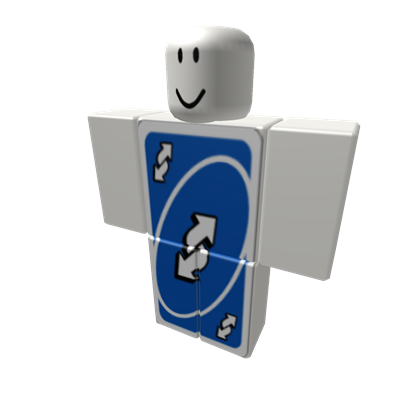 Customize Your Avatar With The Uno Blue Reverse Card And Millions Of Other Items Mix Match This Pants With Other Items Uno Cards Stupid Funny Memes Reverse