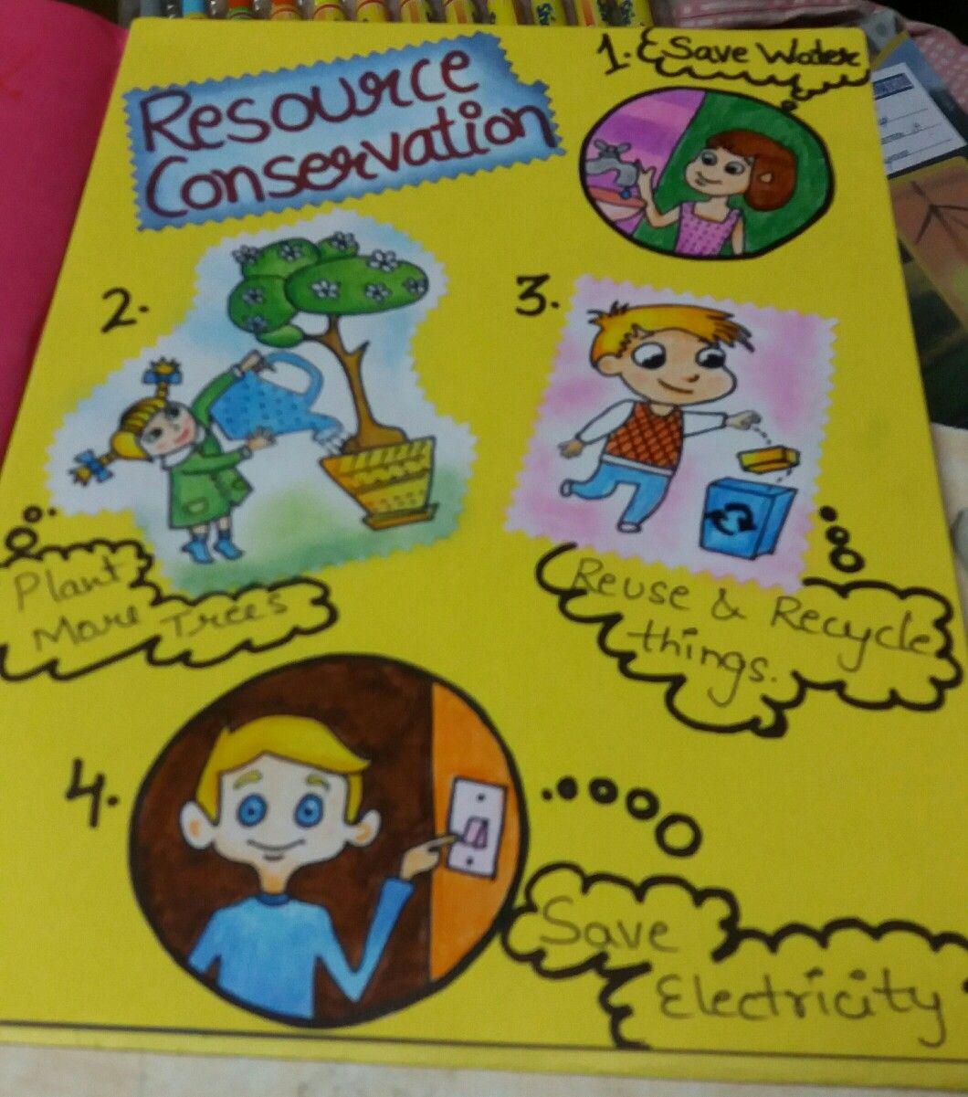 Resource Conservation 1