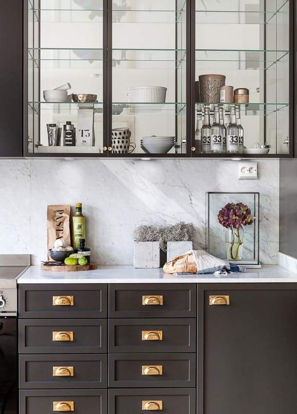 Best A Gallery Of Gorgeous Glass Fronted Cabinets All The 400 x 300