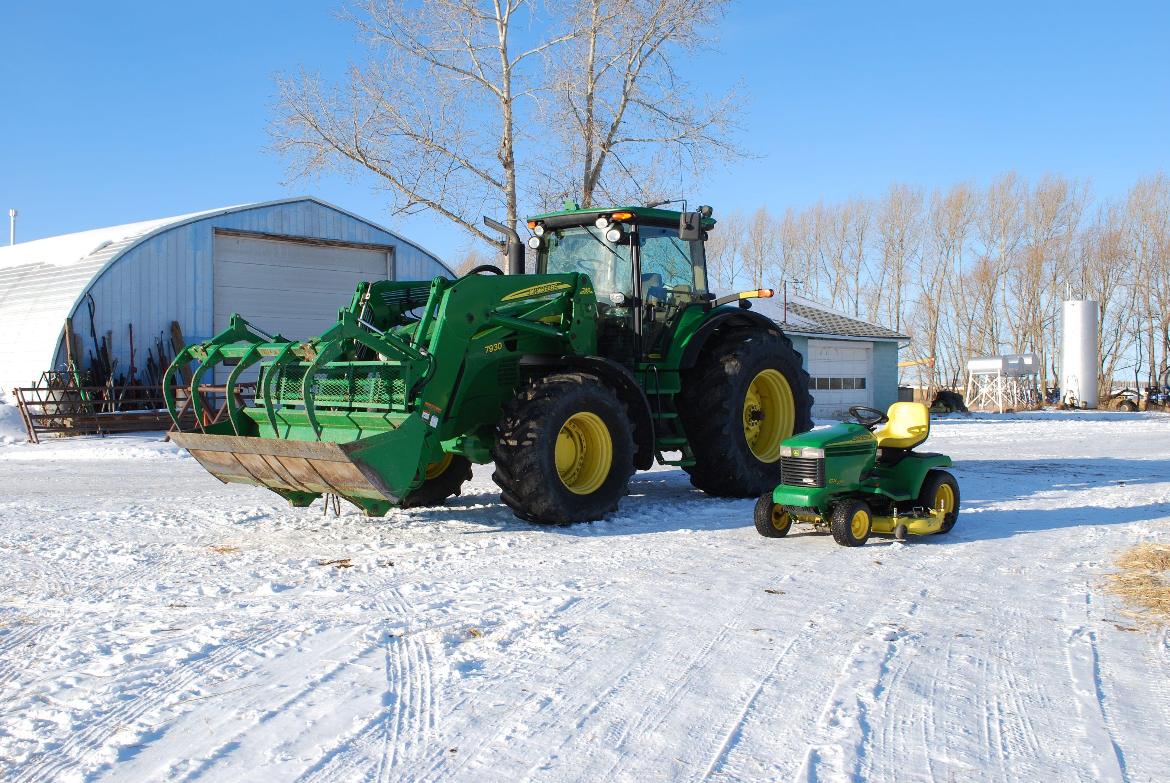Beau Dessin A Imprimer Tracteur John Deere