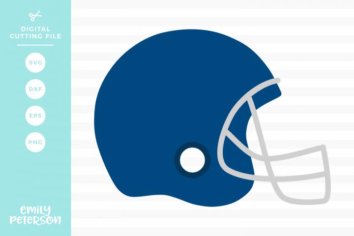 Football Helmet Svg Dxf Eps Png Football Helmets Eps Svg