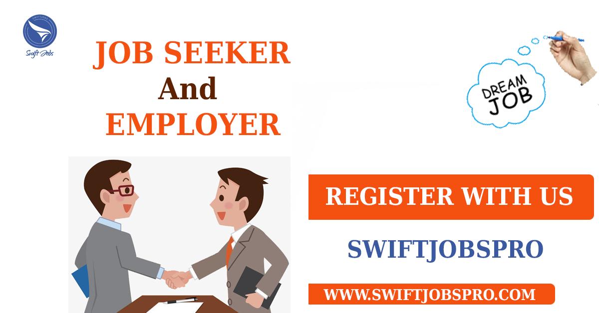 Swiftjobspro Bridge The Gap Between Job Seekers And Employers Best Online Jobportal For Jobseekers And Employers Job Portal Online Jobs Best Online Jobs