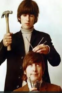 Image result for the beatles maxwell's silver hammer images