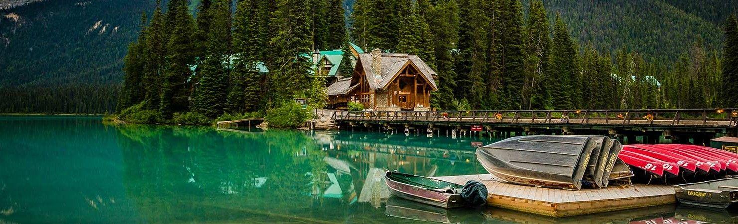 Emerald Lake Lodge Yoho National Park Bc