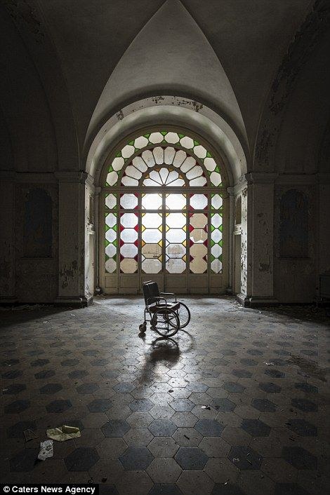 Inside the Italian asylums known as Manicomio abandoned in 1978 by law | Daily…