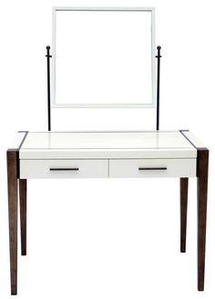 Gentil Ikea Vinstra Vanity Table