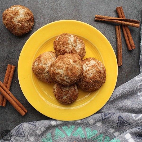 Easy ChurroStyle Air Fryer Donut Holes (Chonut Holes