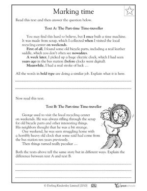 Our 5 favorite 2nd grade writing worksheets | Teacher Things