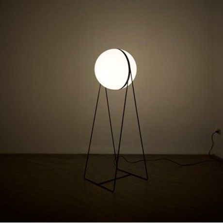 Luna Lamp By Stevan Djurovic For Lanterna | MONOQI #bestofdesign #lighting