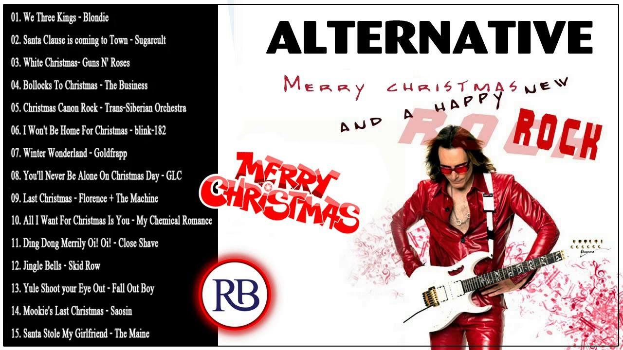 alternative rock christmas songs 2018 best christmas songs of all time - Best Rock Christmas Songs