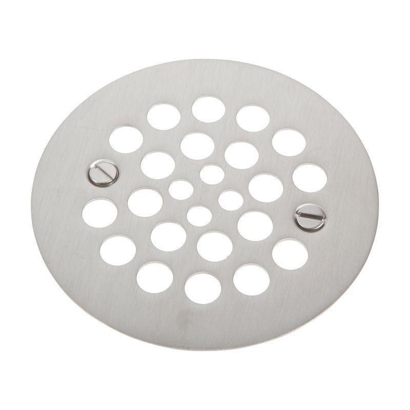 Brasstech 245 4 1 4 Strainer For Plastic Oddities Shower Drain No
