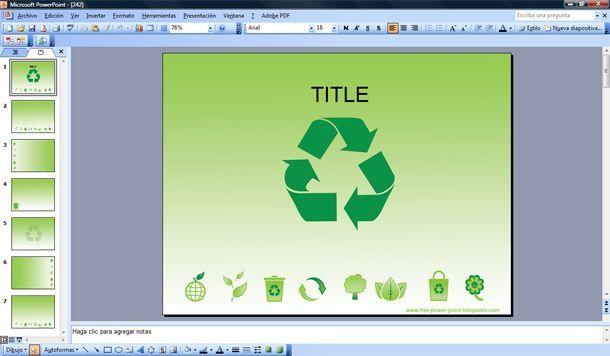 Diapositivas Power Point gratis para descargar : : Plantillas ...