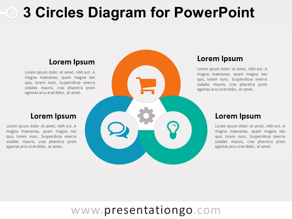 Triangle Powerpoint Diagram  PresentationgoCom  Diagram And
