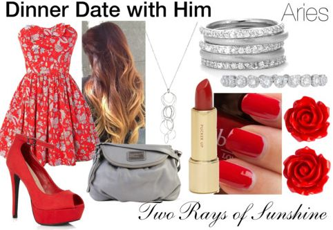 Aries dating style