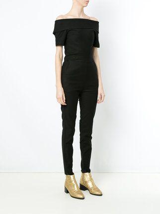9e083f3a2 A.Brand Macacão ombro a ombro | Costura | Jumpsuit, Dresses e Women