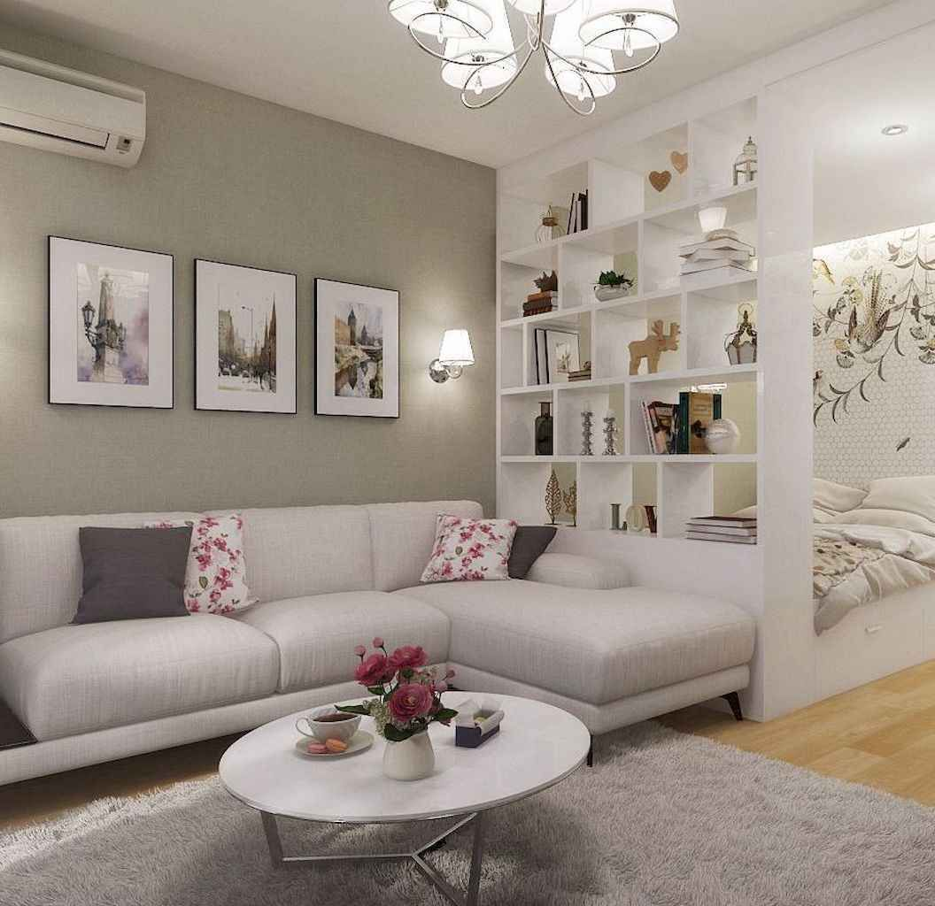 75 studio apartment decorating ideas on a budget - setyouroom.com