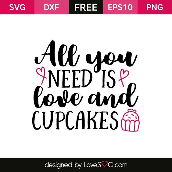Download All you need is love | SVG | Svg files for cricut, Cricut ...