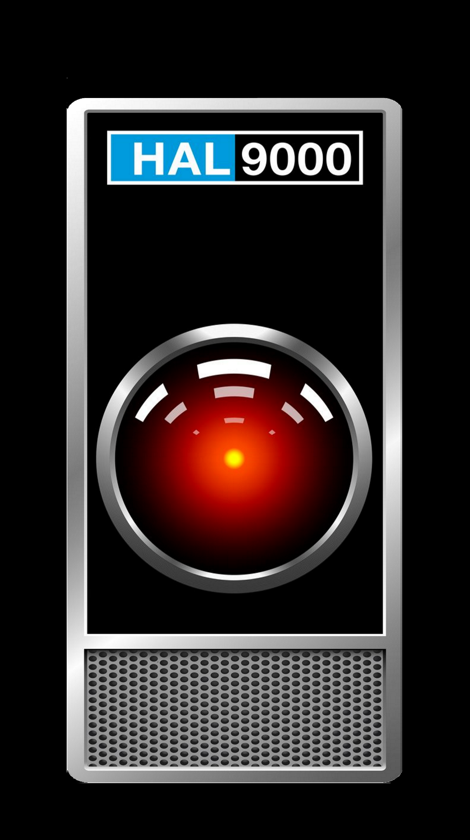 2001 Hal9000 Wp For Iphone X Parallax Ver2 ロゴデザイン デザイン
