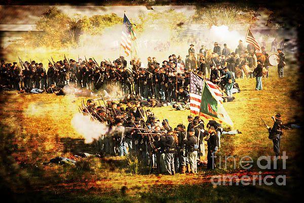 Battle of Antietam 150th Reenactment