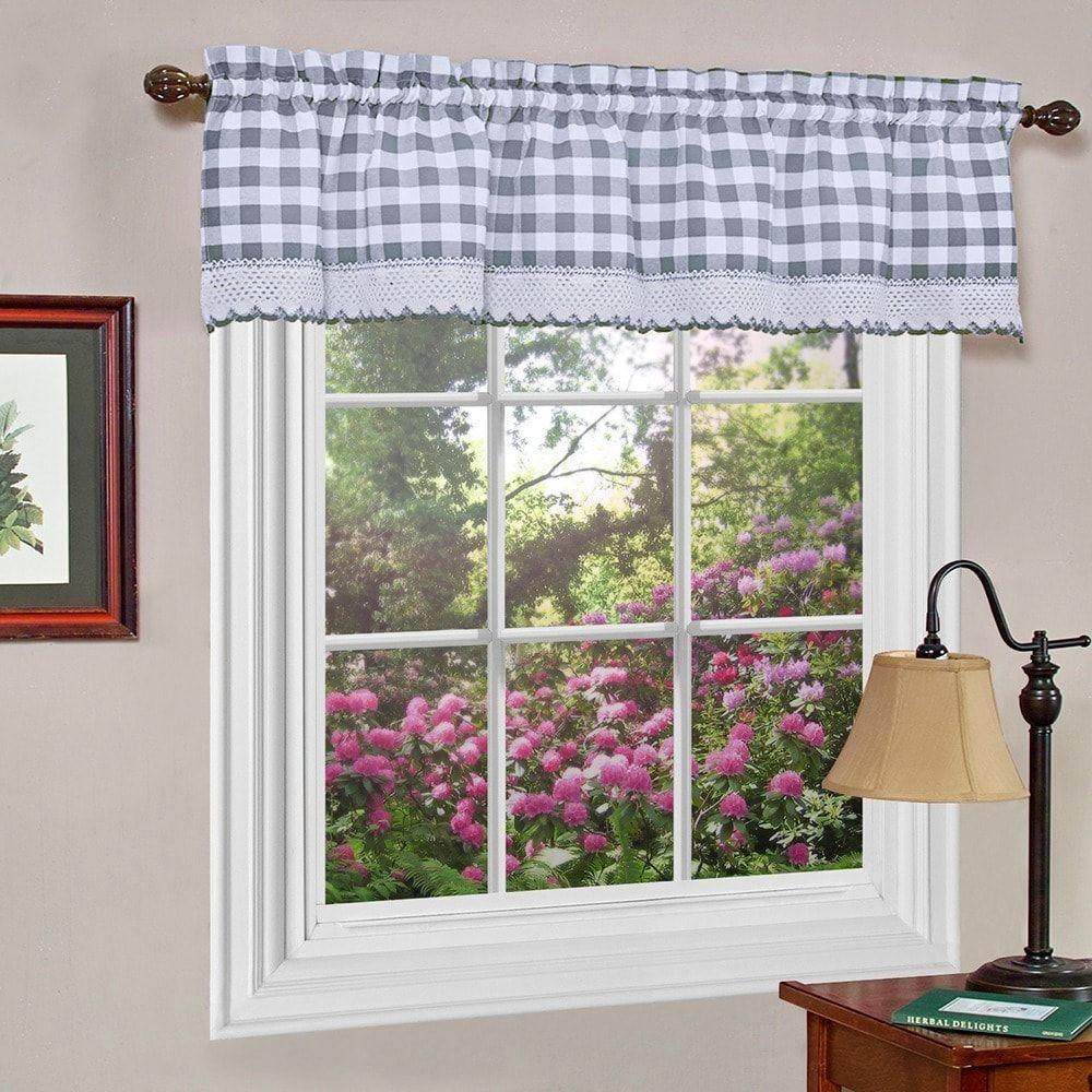 Home Valance Curtains Valance Window Curtains