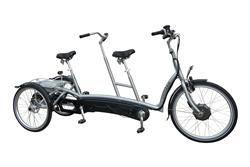 Tricycle Tandem Twinny Plus