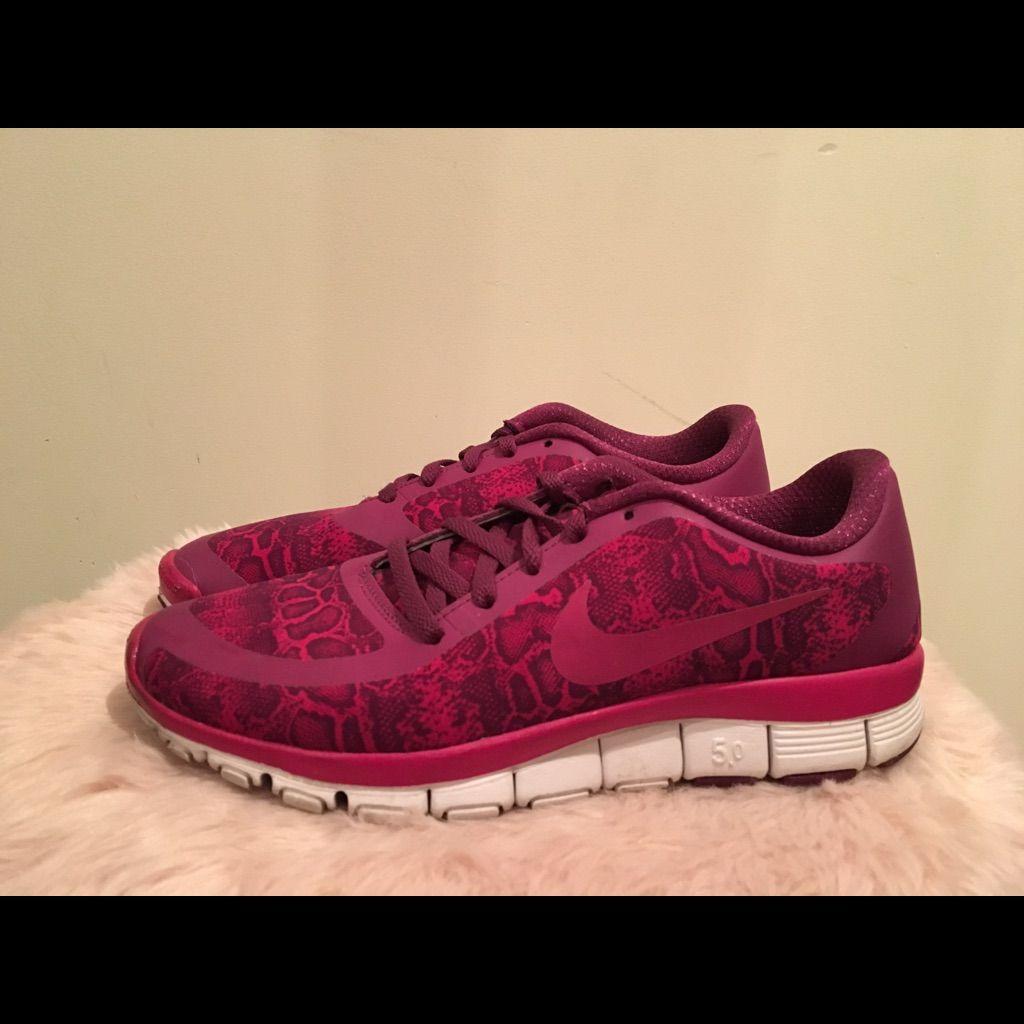 Nike Free Trainer 5.0 V5 N7 Size 10 Rare! 717811 041
