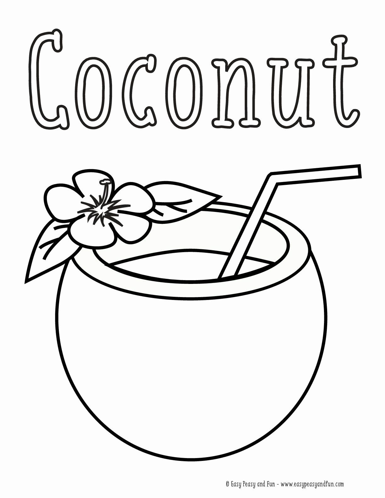 Coloring Sheets For Summer