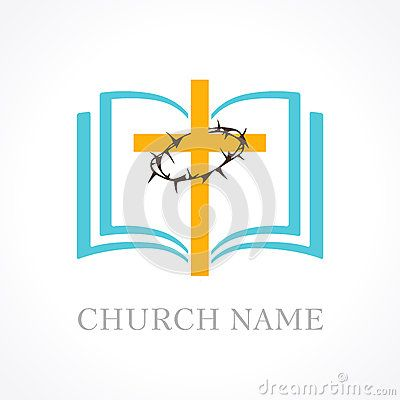 Cross Bible Church Logo Church Logo Church Logo Design Church Branding
