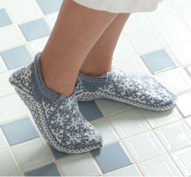 Knitting Scandinavian Slippers And Socks Slippers Pattern Knitted Slippers Slippers