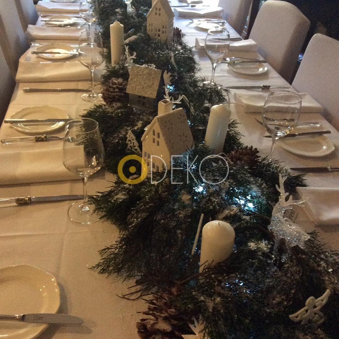 Weihnachtsdeko Basteln Für Den Tisch Ideen 2019 Table