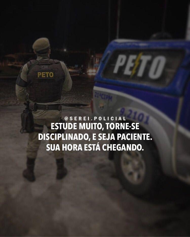 Pin De Stênyo Em Mensagens Frases Policiais Motivação