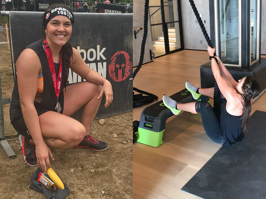 I Didn't Think I Could Ever Finish a Spartan Race—So I Trained for Two | SELF