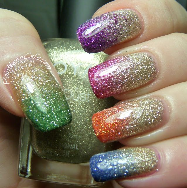 Zoya PixieDust Fall 2013 Collection - Swatches and Review ...