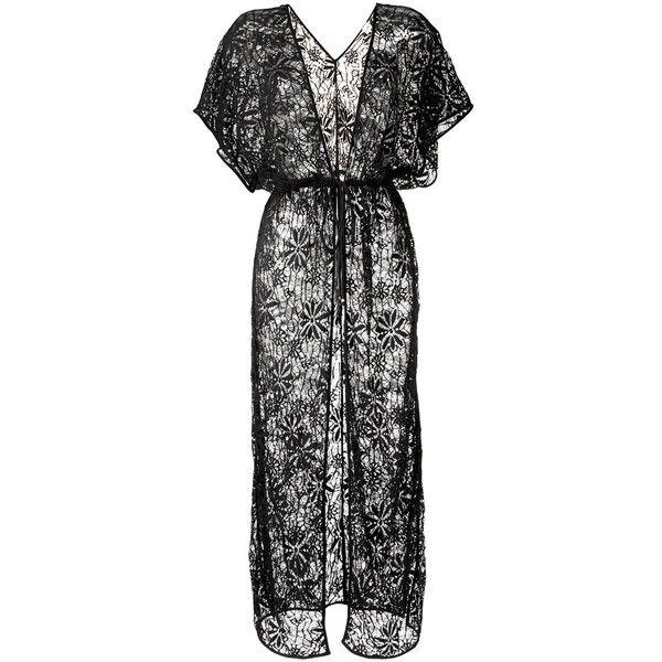 lace beach dress - White Amir Slama QmZswzEp