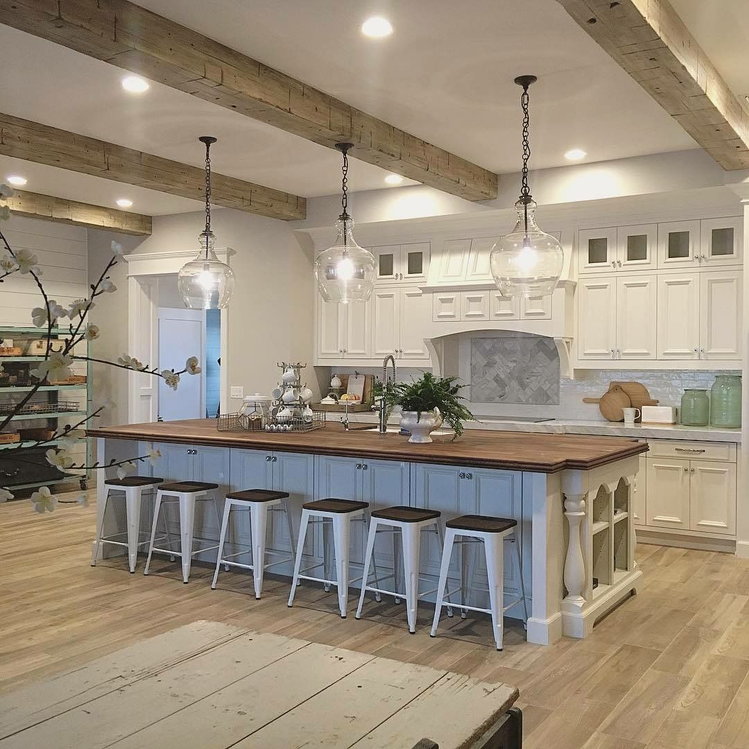 Pottery barn weure kind of obsessed with this gorgeous kitchen from